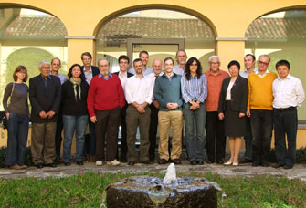 Photo of conference participants.