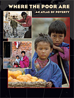 Cover of Where the Poor Are - An Atlas of Poverty